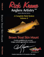 PAINTING A BROWN TROUT