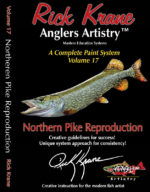 PAINTING A NORTHERN PIKE