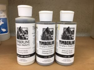 TIMBERLINE PAINTS