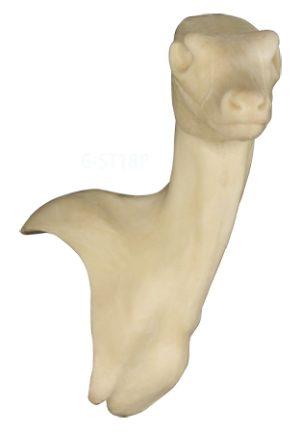 Steinbok, G-ST18P, Pedestal, Upright, Right Turn