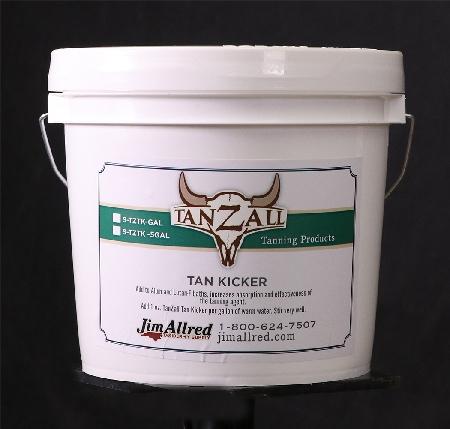 taxidermy supplies, taxidermy supply, Tan Kicker, Tanning agent, Tan Kicker, Tanning agent, TanZall